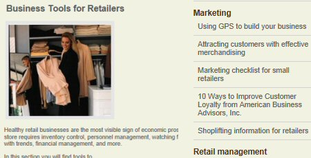 Click to see Buckeye Chamber's retail page