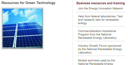Click to see Jackson County's Greentech page