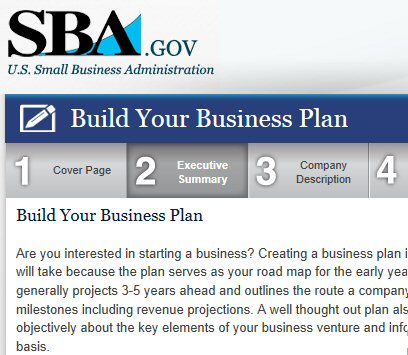 Business Plan Software From The Sba Clackamas County  Tools For